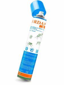 Quiko ARDAP Ungezieferspray – Bis zu 6 Wochen wirksames, langanhaltendes Spray zur Bekämpfung bei akutem Ungezieferbefall